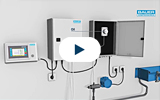 B-DETECTION online gas monitoring systems from BAUER KOMPRESSOREN